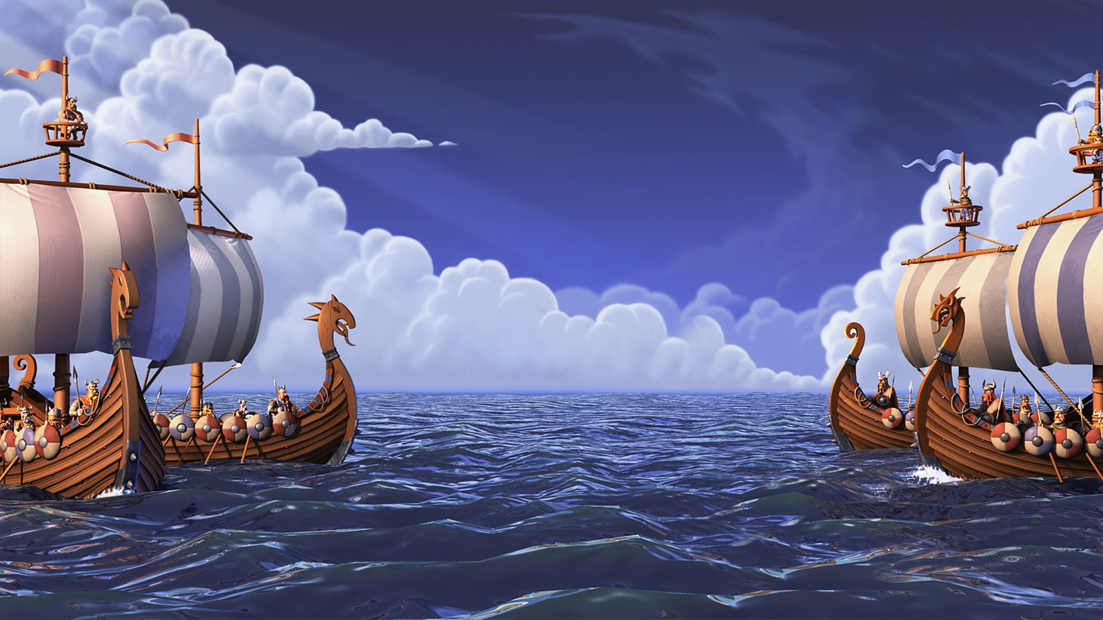 Holland america voyage of vikings