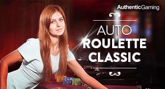 Auto Roulette Classic 1