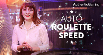 Auto Roulette Speed 1