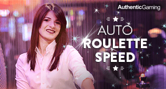 Auto Roulette Speed 2