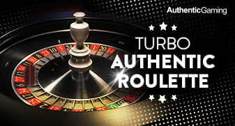 Turbo Authentic Roulette