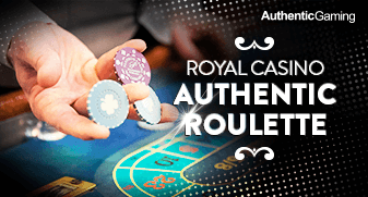 Royal Casino Authentic Roulette