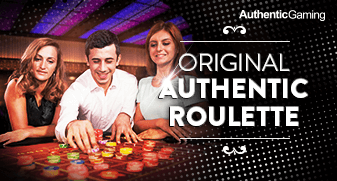 Original Authentic Roulette
