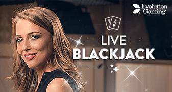 evolution/blackjack