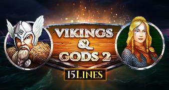 Vikings & Gods II 15 Lines Series