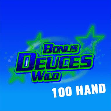 habanero/BonusDuecesWild100Hand
