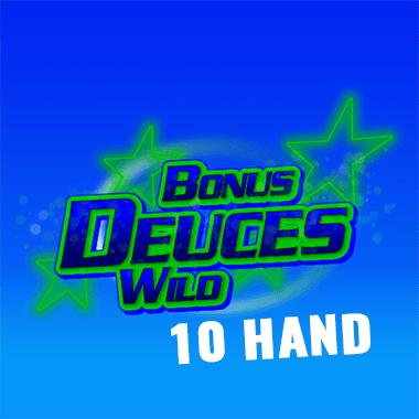 habanero/BonusDuecesWild10Hand