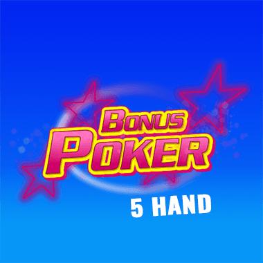 habanero/BonusPoker5Hand
