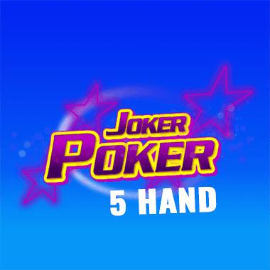 habanero/JokerPoker5Hand