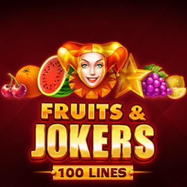 infin/Fruits&Jokers100Lines