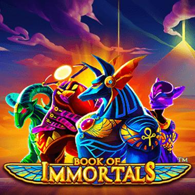 isoftbet/BookofImmortals